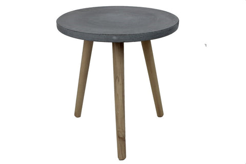 Peninsula Side Table 3 Legs