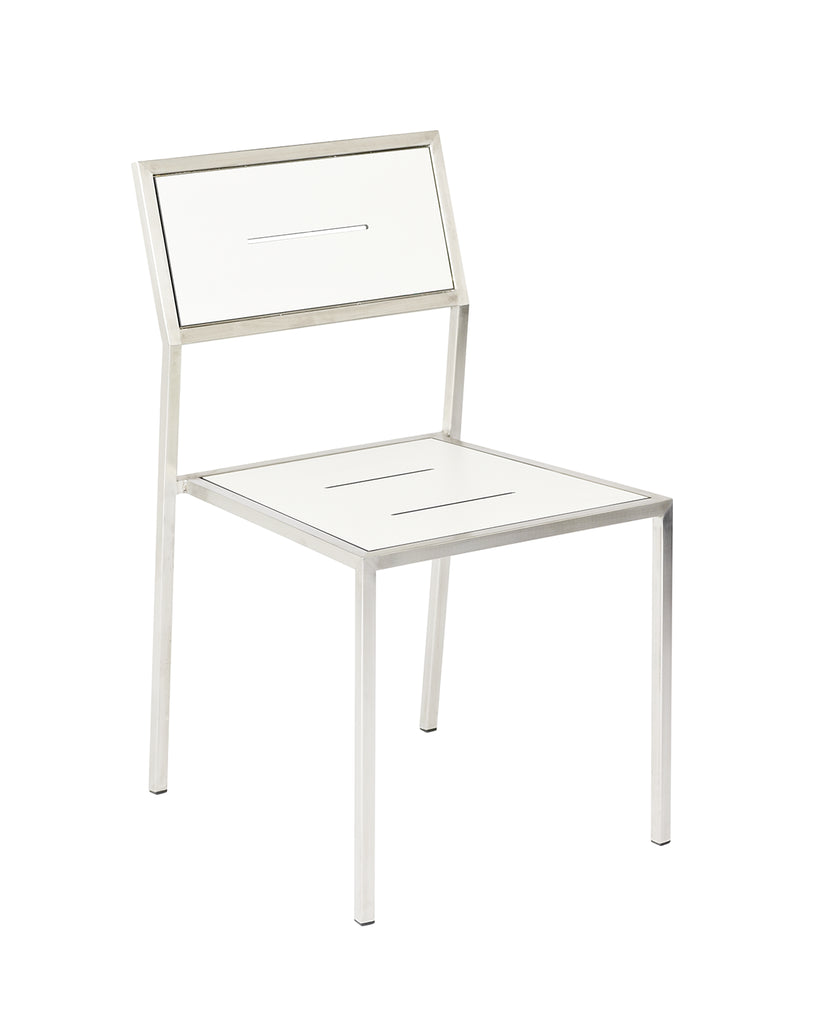 Marine Dining Chair White