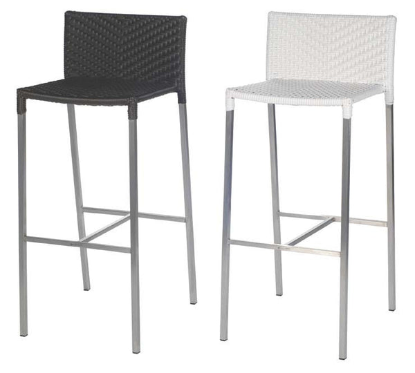 Olivia Bar Stools With Back