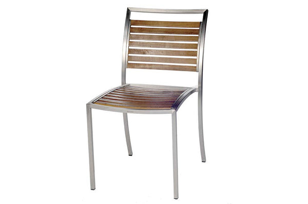 Plantation Dining Chair No Arms