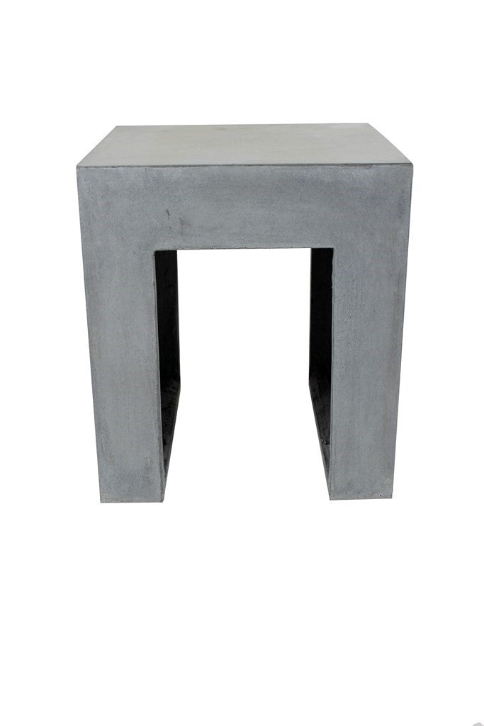Peninsula U-shape Stool