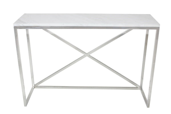 Chelsea Console Table Polish HC Marble 23mm