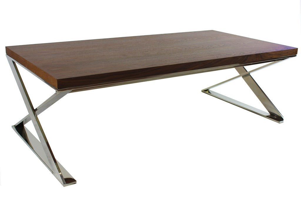 Lyn Coffee Table Polish-MDF 30mm