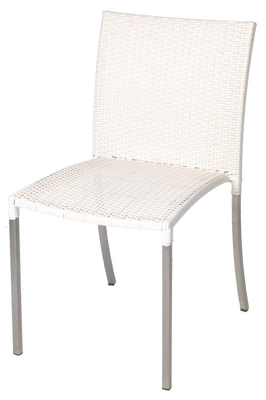 Olivia Dining Chair With No Arms