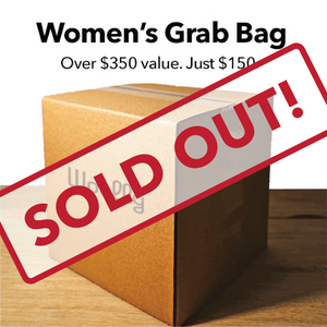 Women's Grab Bag. 60% Off. Limited Time.