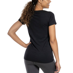 Women's Ultralight Short Sleeve Scoop Neck (150 GSM)