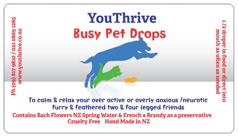 YouThrive - Busy Pet Drops