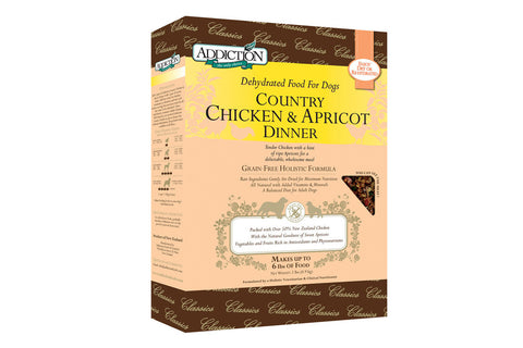 Country Chicken and Apricot Dinner