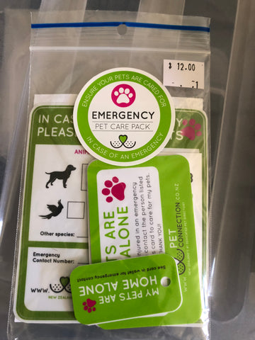 Emergency Pet Care Kit by Pet Connection - SALE