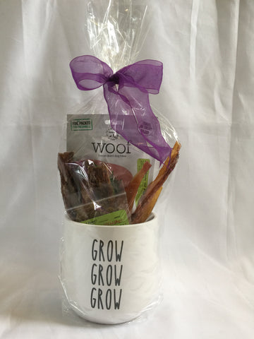 Puppy Love Grow Dog Gift Pack