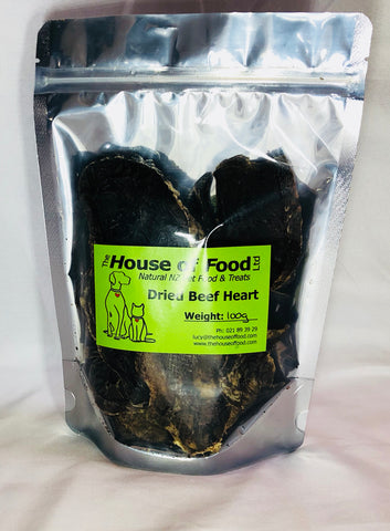 Dried Heart Beef