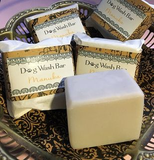 WildFlower Aromas Dog Soap - Manuka (Healing)