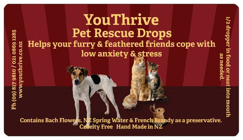 YouThrive - Pet Rescue Drops