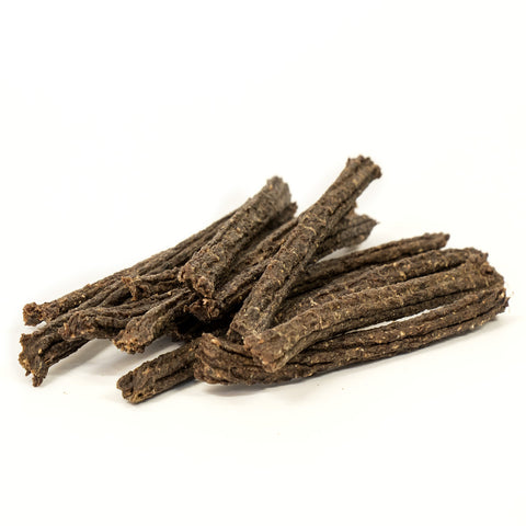 Cat / Small Dog Venison Twists (3 per bag)