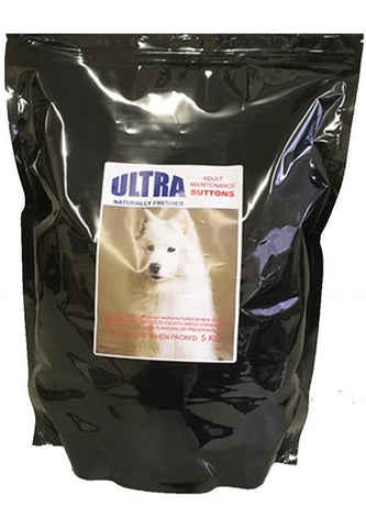 Adult Full Maintenance Buttons FREE Petbrew with 20kg bags