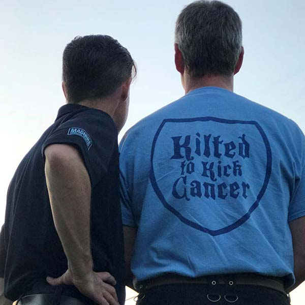 Kilt Clan Profiles: Kilted to Kick Cancer