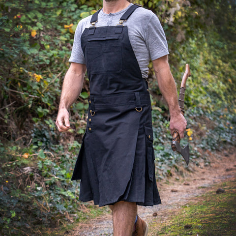 a legend wears a legendary kilt