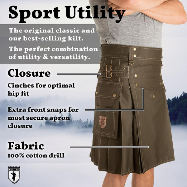 Sport Utility - Brown