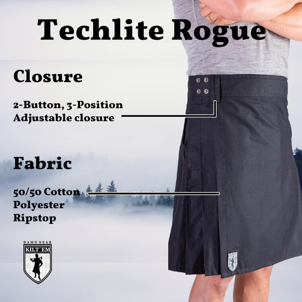 Techlite Rogue - Get off the beaten path