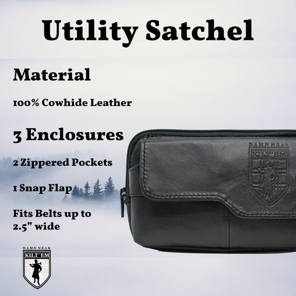 An Unusually Spiffy Utility Satchel