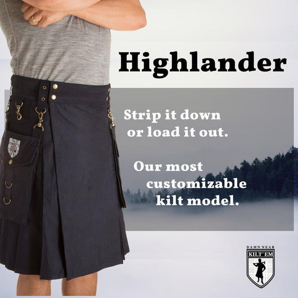 Highlander - Brown