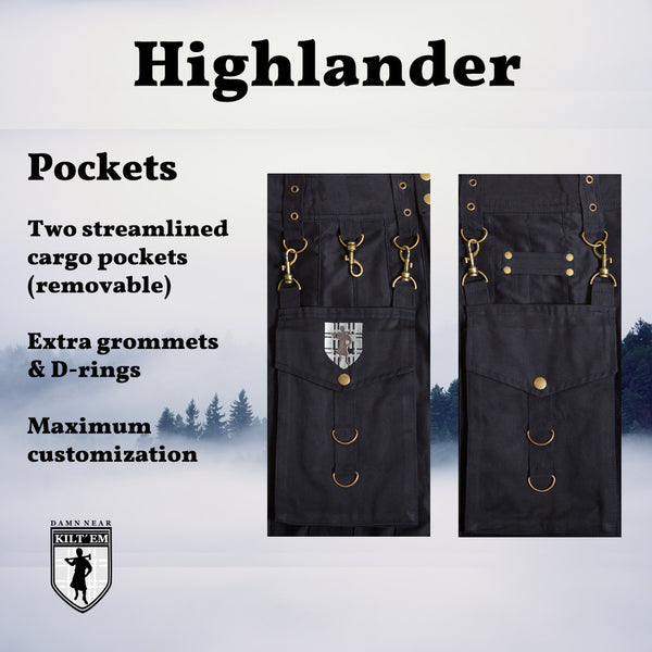 Highlander - Streamlined sophistication