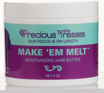 Make 'Em Melt Moisturizing Hair Butter