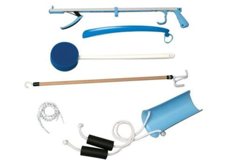 Hip & Knee Replacement Kit - 32 in Reacher -  6 Pieces