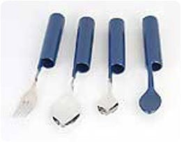 Economy Coated Bendable Built-Up Handle Utensils Fork - Model 557104