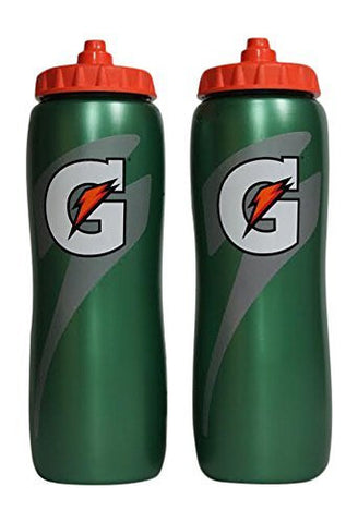 Gatorade Squeeze Bottles - 32 oz - 2 Pack