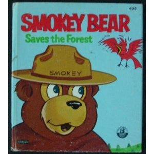 Smokey the Bear Saves the Forest (Tell A Tale Books)