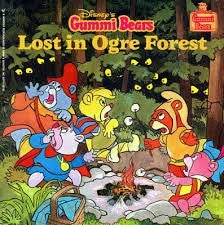 Lost in Ogre Forest ( Disney's Gummi Bear Story Book)