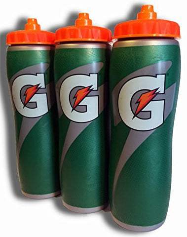 Gatorade Insulated 32 oz Water Bottle - 3 Pack