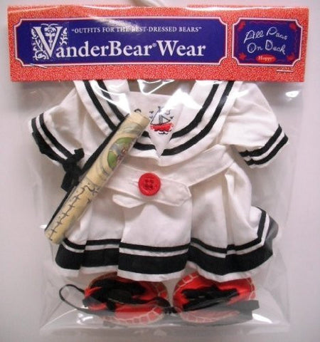 "Hoppy Vanderhare ""All Paws On Deck"" Outfit"