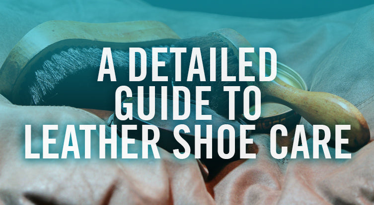 How to clean, condition, and polish leather shoes