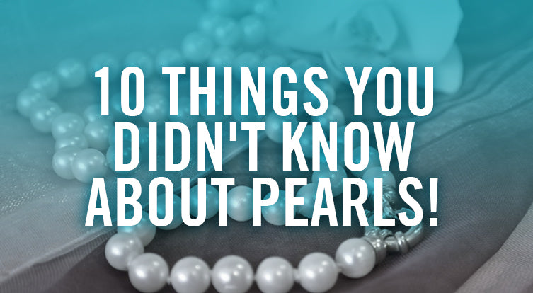 How are pearls made