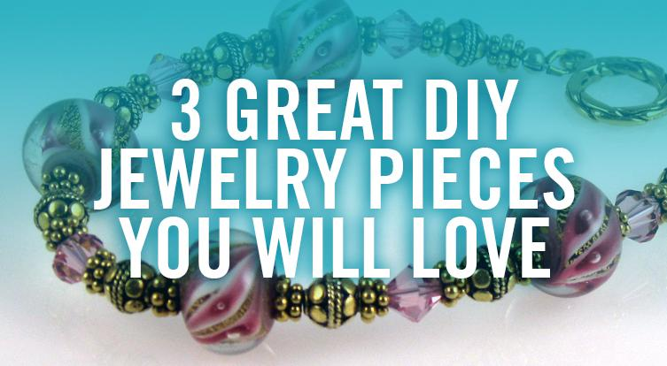 How to make DIY jewelry instructions and steps