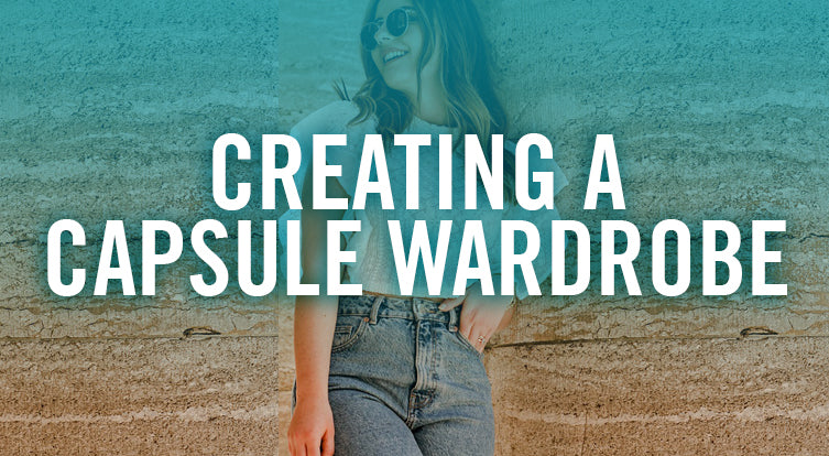 How to create a capsule wardrobe for 2020 and 2021