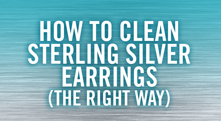 Best cleaner to remove tarnish from sterling silver earring, ring and necklace