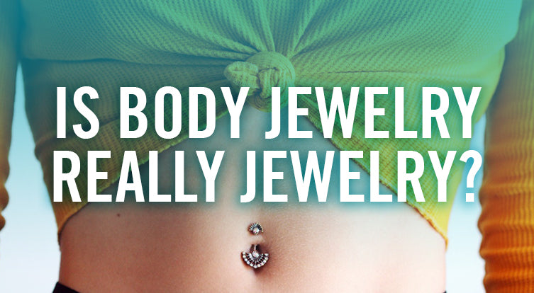Is Body Jewelry Really Jewelry bellybutton piercing thumbnail