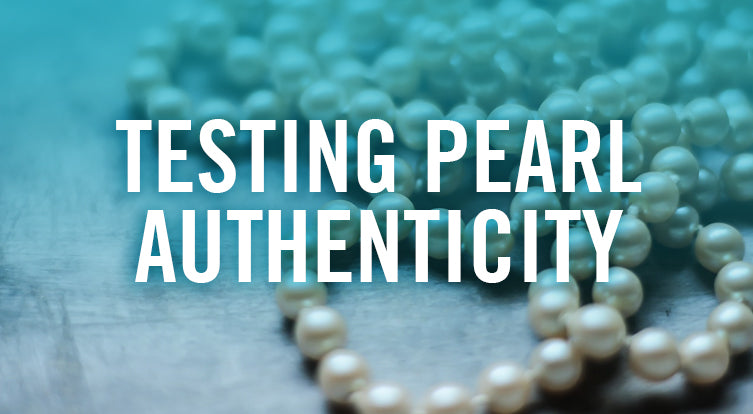 Test if pearls are authentic