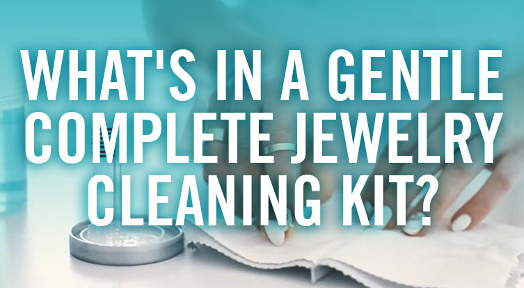 Good gentle all purpose jewelry cleaner solution