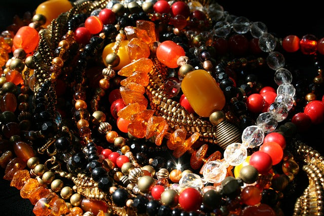 Is Amber Really Made From Tree Sap bead bracelet