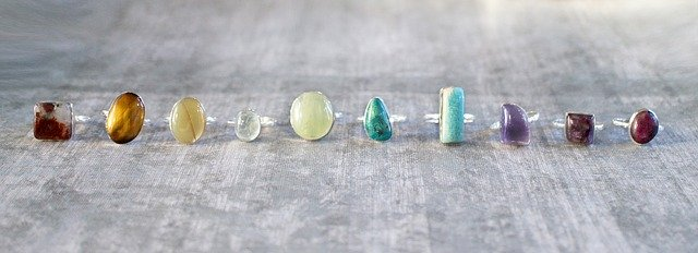 Jewelry Slang and Jeweler Lingo mixed stone rings