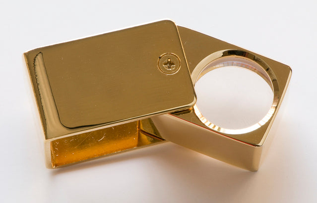 What is a Jewelry Loupe gold jeweler loupe