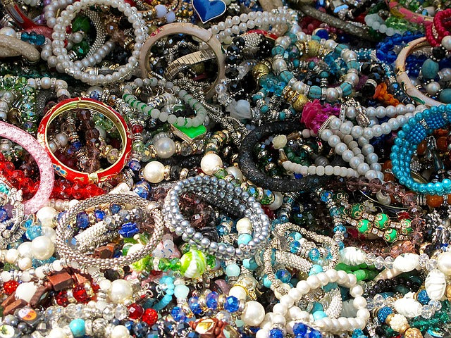 Top 10 Things That Make Jewelry Look Tacky and Cheap assorted bracelets