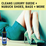 Suede for luxury nubuck shoes bags and more