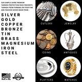 Jewelry - Premium Silver Tarnish Prevention Bags Works on
