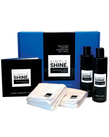 Shoe - Complete Premium Leather Cleaning Kit