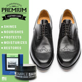 Shoe - Premium Leather Cream Polish How it Works